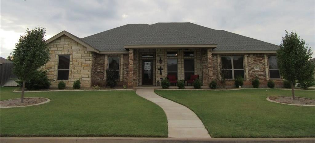 Sold Property | 7002 Waterway Lane Abilene, Texas 79606 1