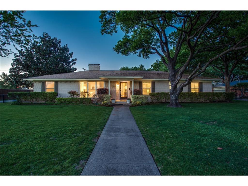 Sold Property | 6017 Preston Haven Drive Dallas, Texas 75230 0