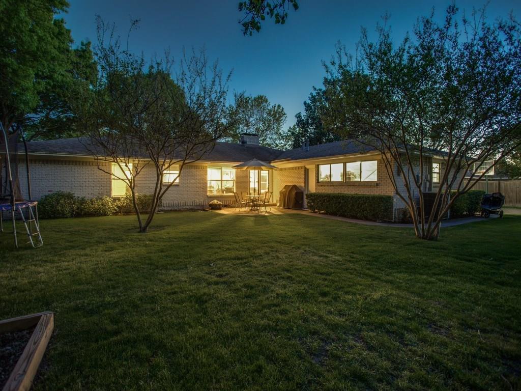 Sold Property | 6017 Preston Haven Drive Dallas, Texas 75230 24