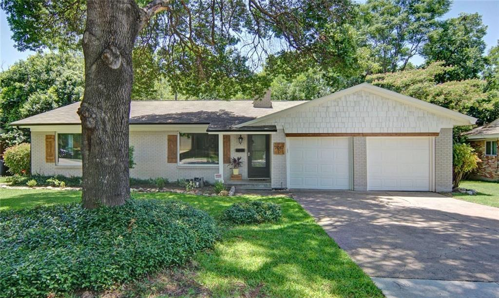 Sold Property | 7017 Willis Avenue Fort Worth, Texas 76116 1