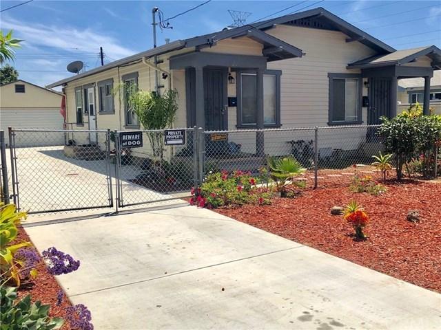 Closed | 522 W 168th  Street Gardena, CA 90248 1
