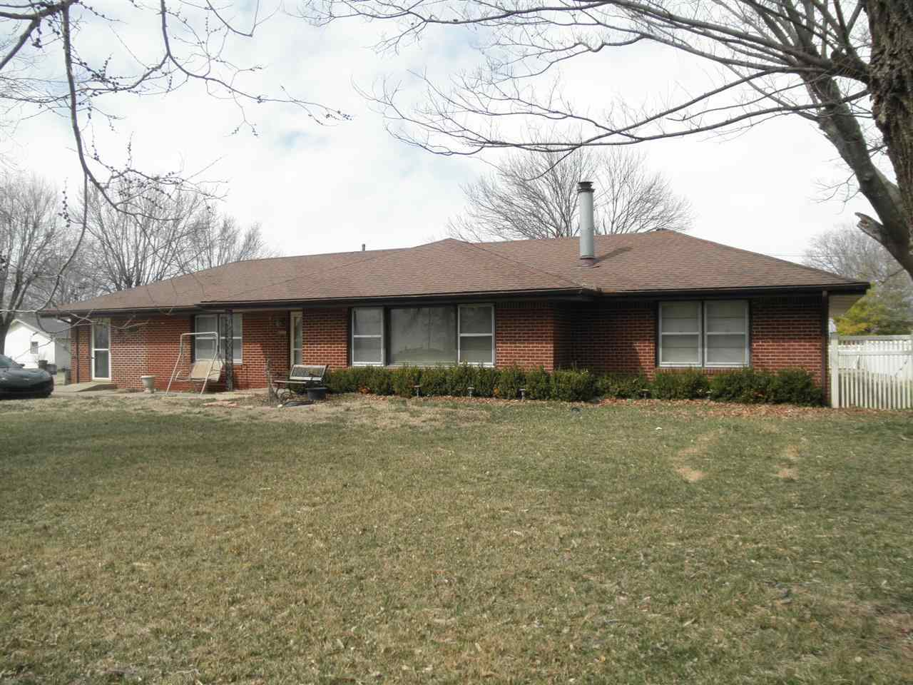Sold Intraoffice W/MLS | 820 W 9th  Newkirk, OK 74647 0