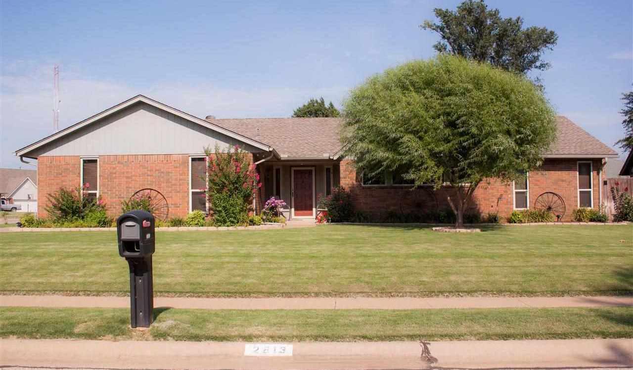 Sold Intraoffice W/MLS   2813 Prairie View Ponca City, OK 74604 0