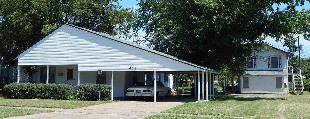 Sold Cross Sale W/ MLS | 411 N Oak Ponca City, OK 74601 0