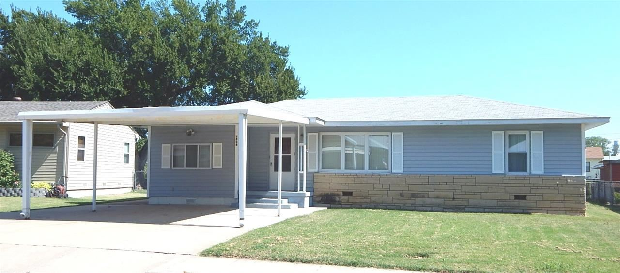 Sold Intraoffice W/MLS | 1809 Hudson  Ponca City, OK 74601 0