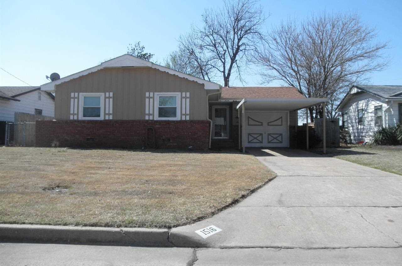Sold Cross Sale W/ MLS | 1516 Richway  Ponca City, OK 74601 0