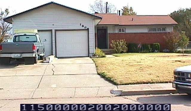Sold Intraoffice W/MLS | 1809 Richway  Ponca City, OK 74601 0
