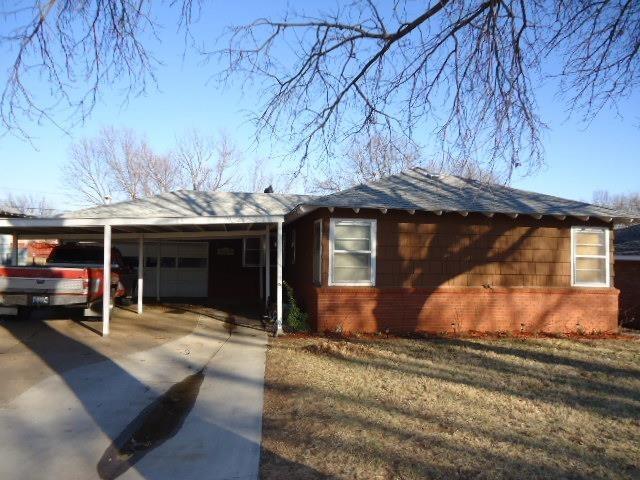 Sold Intraoffice W/MLS   2209 Joe  Ponca City, OK 74601 0