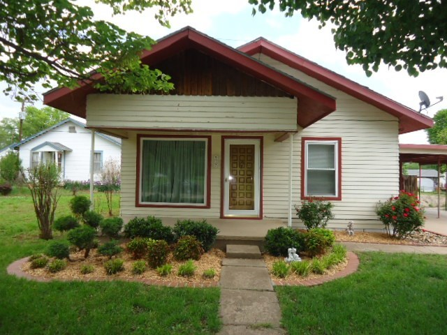 Sold Intraoffice W/MLS | 917 N Birch  Ponca City, OK 74601 0