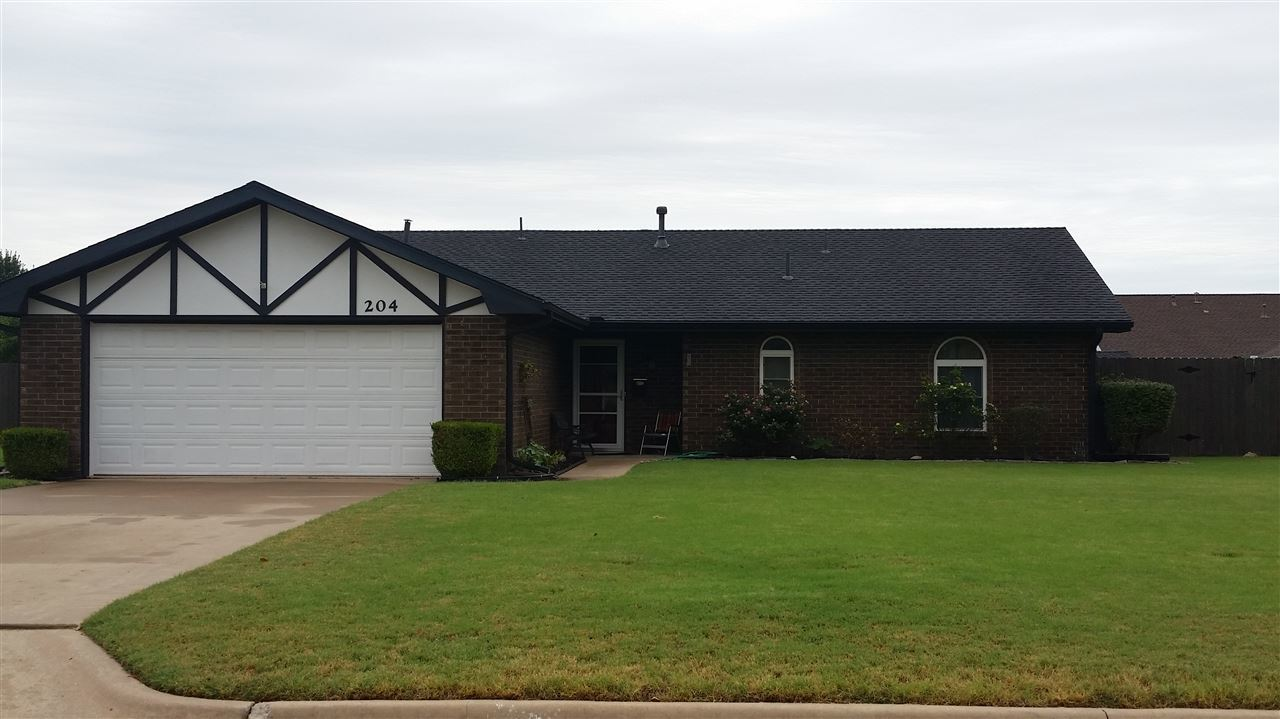 Sold Cross Sale W/ MLS | 204 Carrousel Tonkawa, OK 74653 0