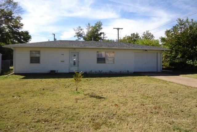 Sold Cross Sale W/ MLS | 708 Gray Avenue  Ponca City, OK 74601 0