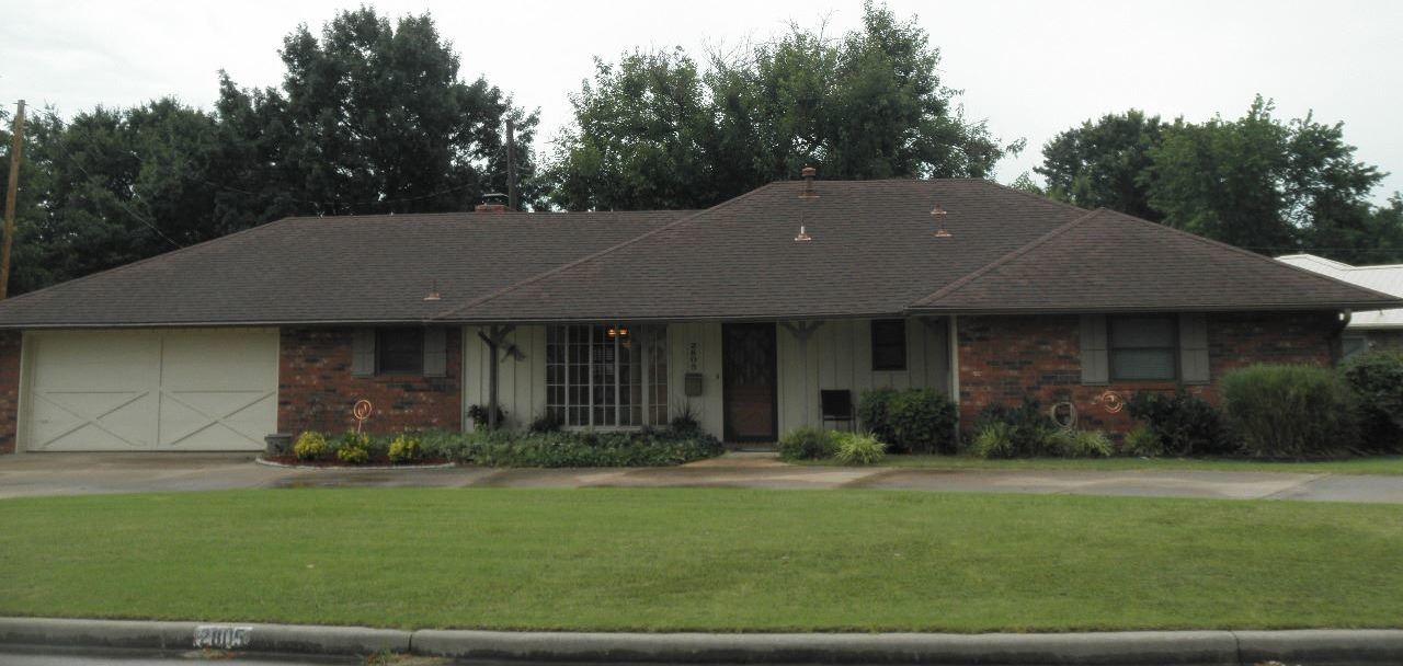 Sold Cross Sale W/ MLS | 2805 Ames  Ponca City, OK  0