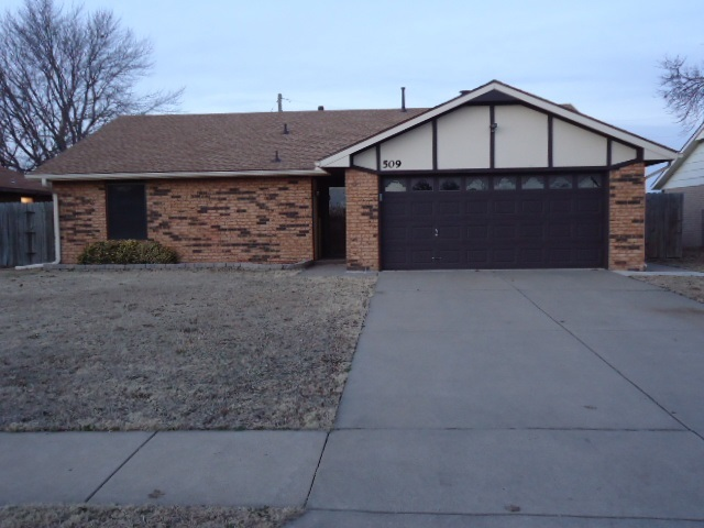 Sold Intraoffice W/MLS | 509 Martha  Ponca City, OK 74601 0