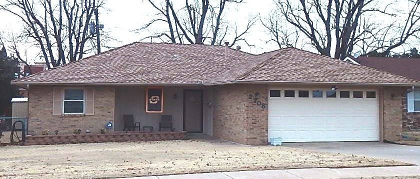 Sold By Non Board Member | 2708 Rice  Ponca City, OK 74604 0