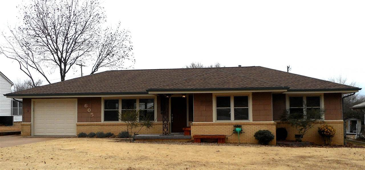 Sold Cross Sale W/ MLS | 605 E Detroit Ponca City, OK 74601 0