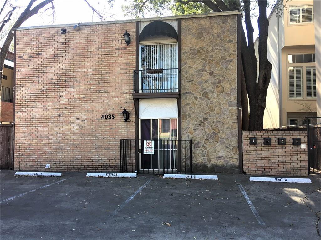 Sold Property | 4035 Holland Avenue Dallas, Texas 75219 0