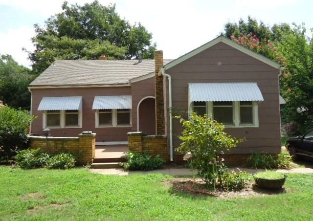 Sold Cross Sale W/ MLS   317 S Lake  Ponca City, OK 74601 0