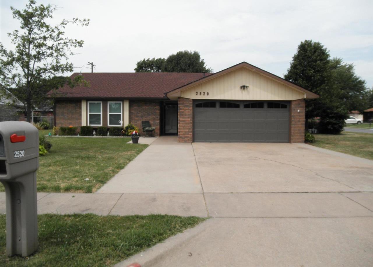 Sold Intraoffice W/MLS | 2520 Bonnie Ponca City, OK 74601 0