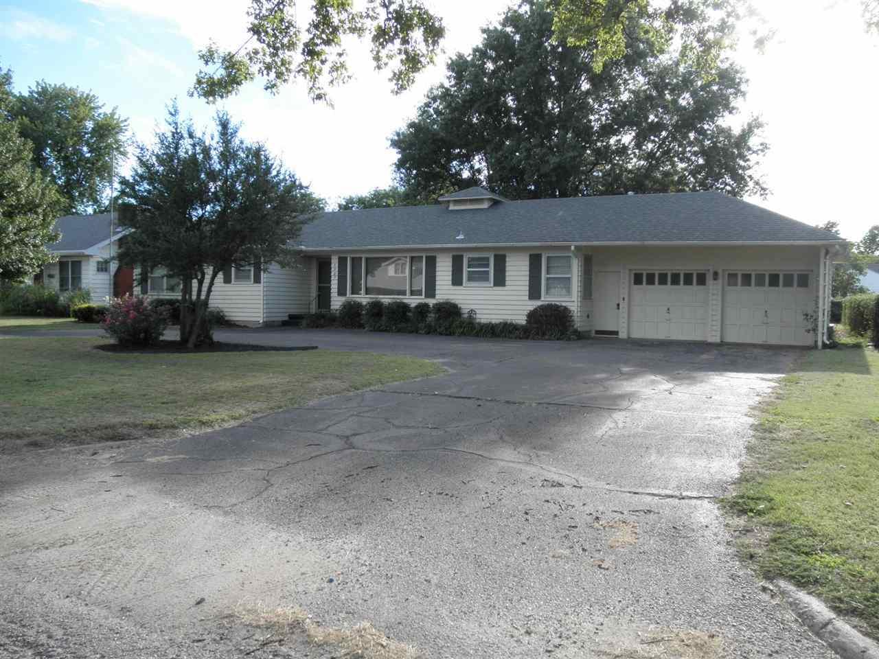 Sold Cross Sale W/ MLS | 1227 S Main  Blackwell, OK 74631 0