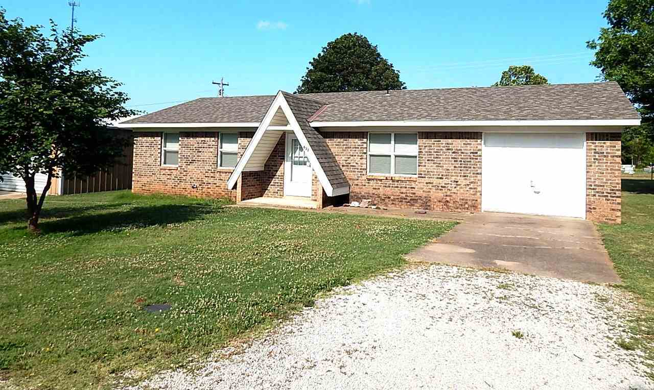 Sold Intraoffice W/MLS | 633 S 7th Fairfax, OK 74637 0