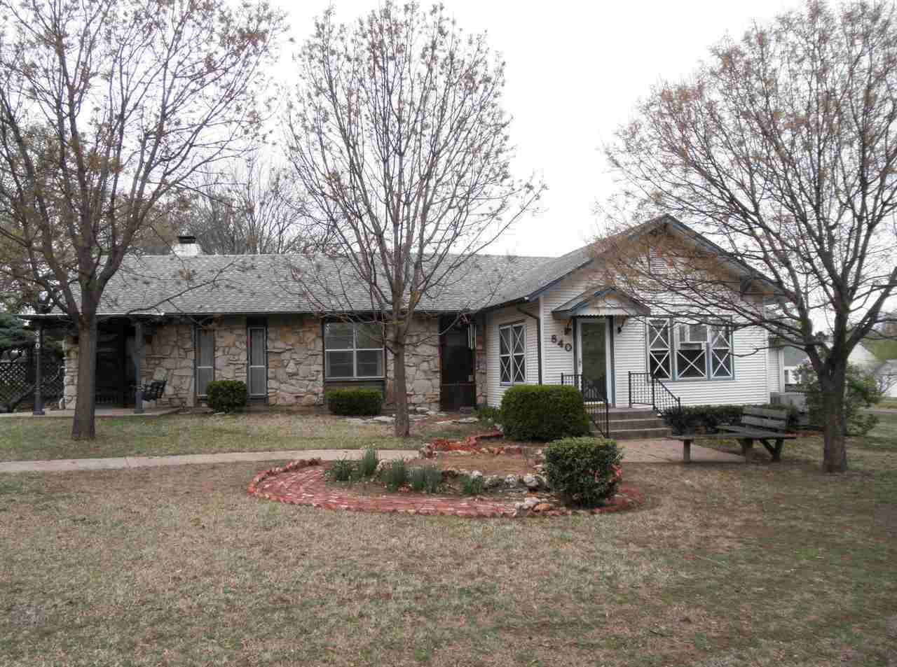 Sold Intraoffice W/MLS | 840 N Birch Ponca City, OK 74601-3003 0