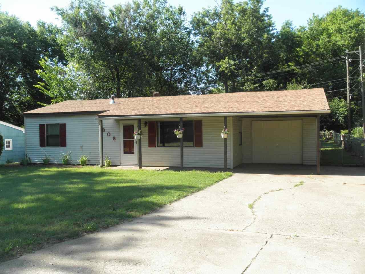 Sold Cross Sale W/ MLS | 808 Gray  Ponca City, OK 74604 0