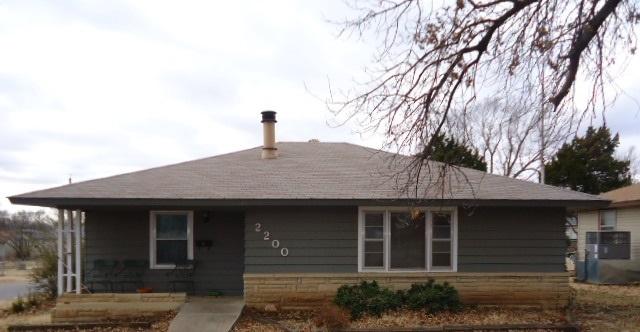 Sold Intraoffice W/MLS | 2200 John Ponca City, OK 74601-1819 0