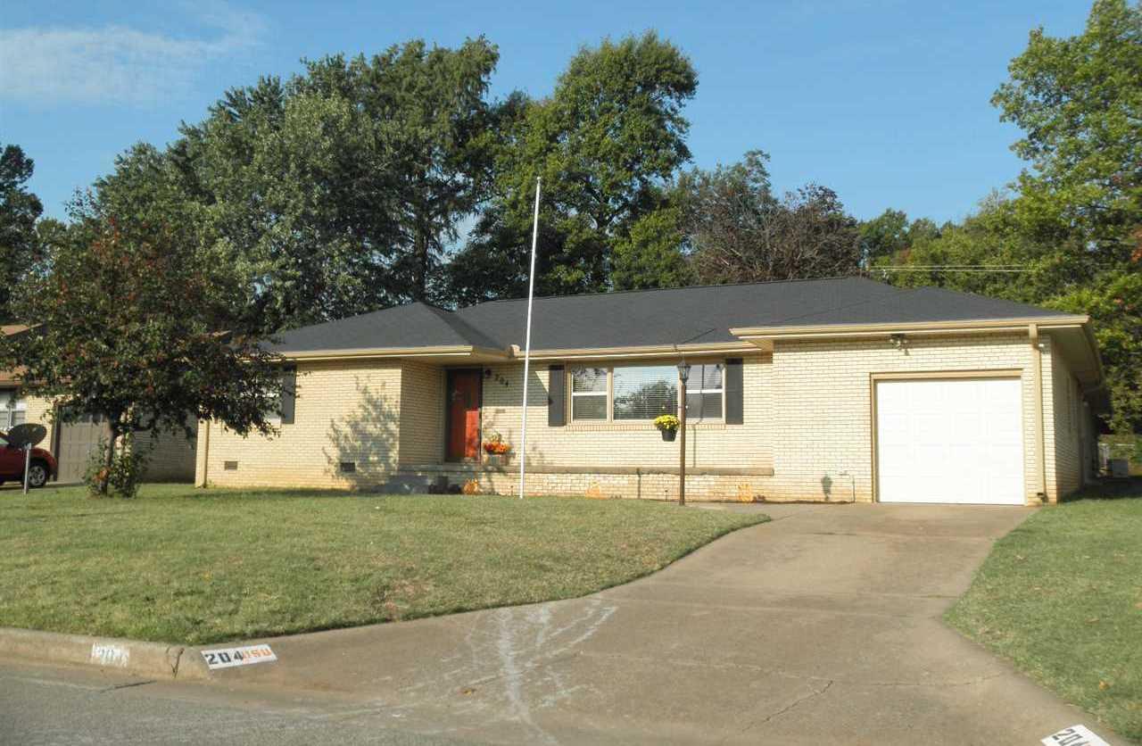 Sold Cross Sale W/ MLS   204 N 13th  Ponca City, OK 74601 0