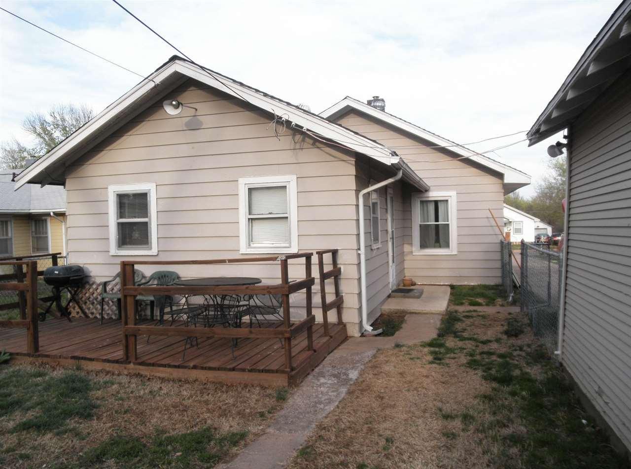 Sold Cross Sale W/ MLS | 1316 S 9th Ponca City, OK 74601 1