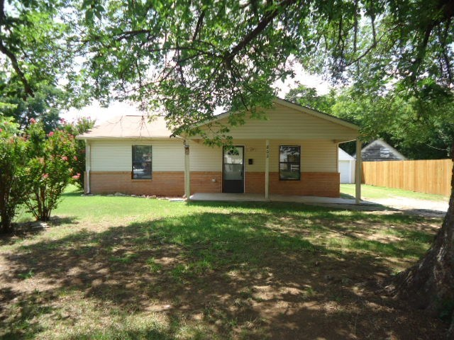 Sold Cross Sale W/ MLS | 802 S 11th Ponca City, OK 74601 0