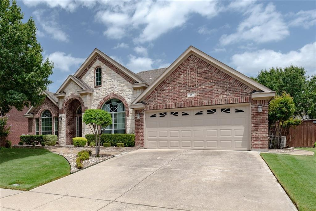 Sold Property | 2 Roosevelt Court Mansfield, Texas 76063 0