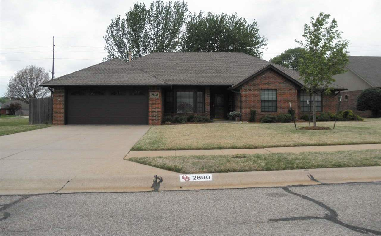 Sold Intraoffice W/MLS | 2800 Green Meadow Ponca City, OK 74604 0