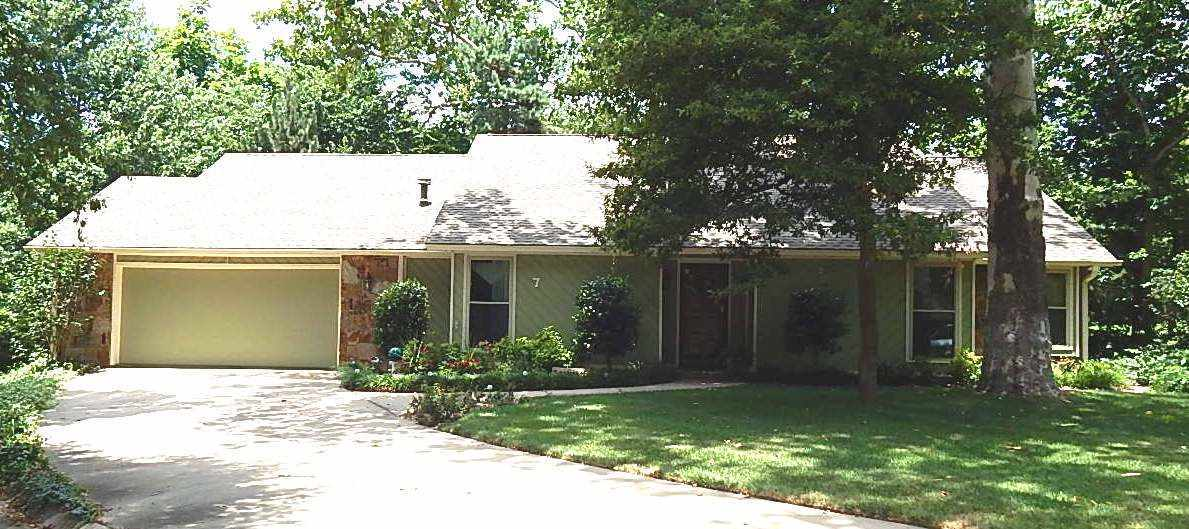 Sold Cross Sale W/ MLS | 7 Forest Rd.  Ponca City, OK 74604 0
