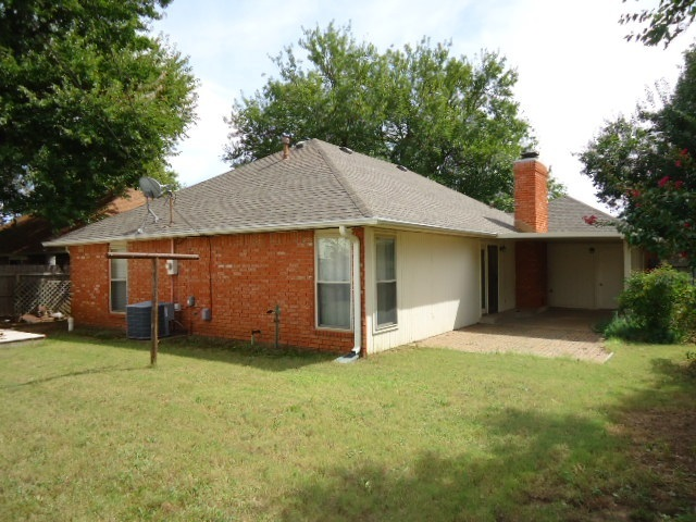 Sold Cross Sale W/ MLS | 605 Greenbriar  Ponca City, OK 74601 24