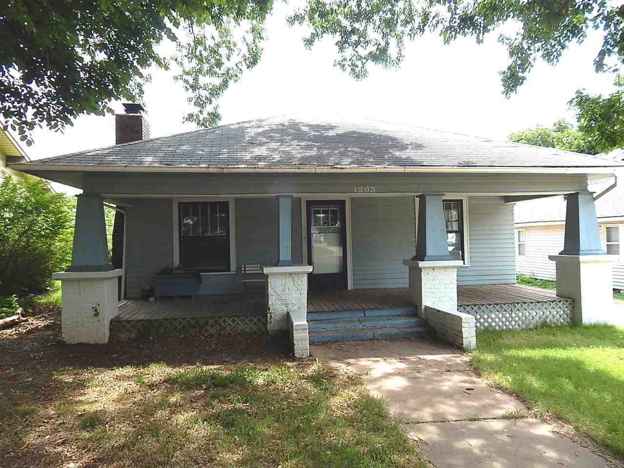 Sold Cross Sale W/ MLS | 1203 S 5th Ponca City, OK 74601 0