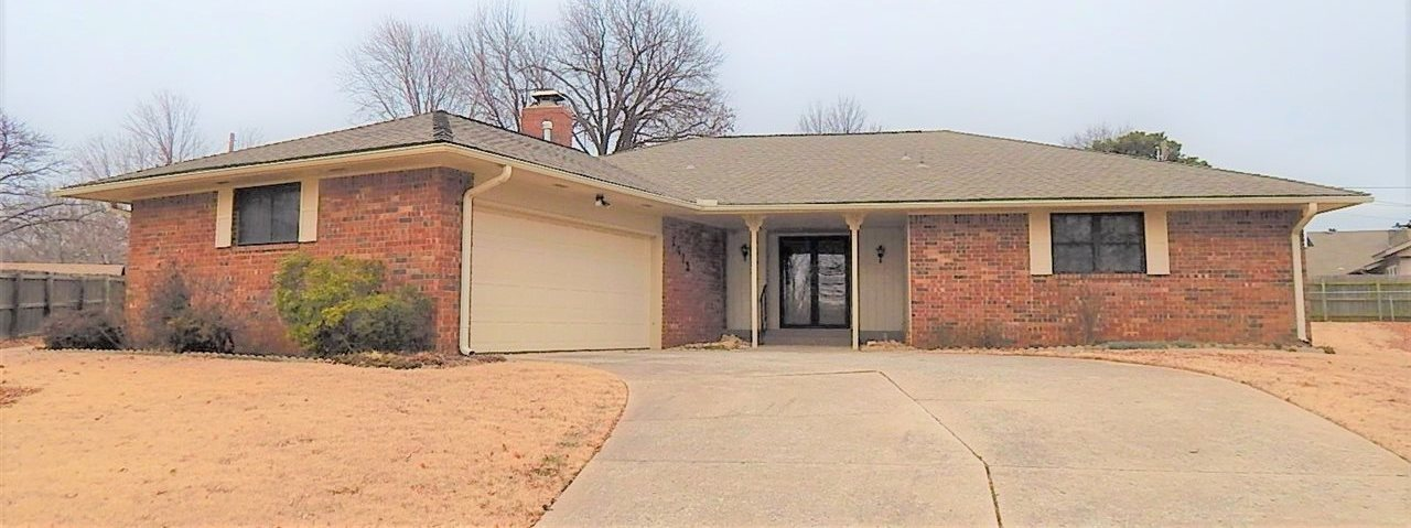 Sold Cross Sale W/ MLS | 2416 Donner Ave. Ponca City, OK 74604 0