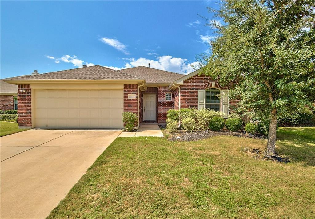Leased | 812 Hummingbird Drive Little Elm, Texas 75068 1