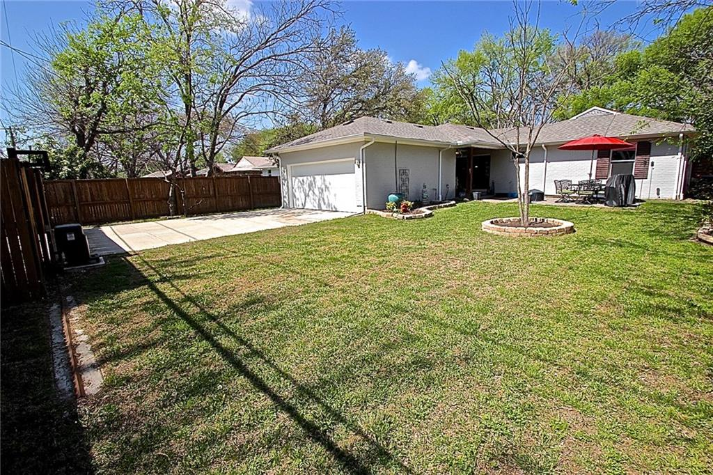 Sold Property | 3722 Matador Drive Dallas, Texas 75220 33