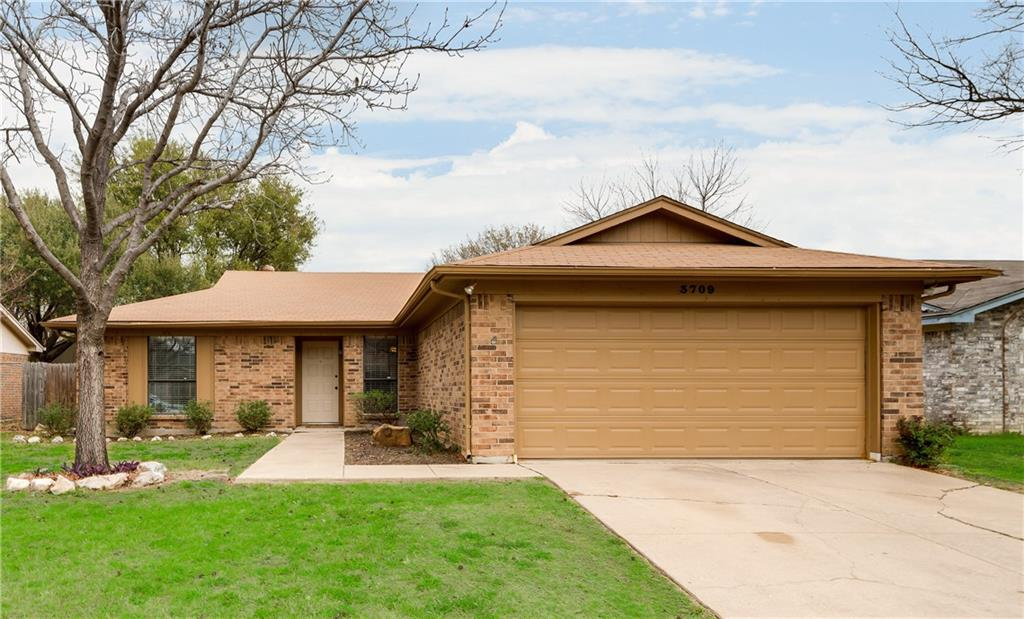 Sold Property | 3709 Greenstone Drive Fort Worth, Texas 76137 0