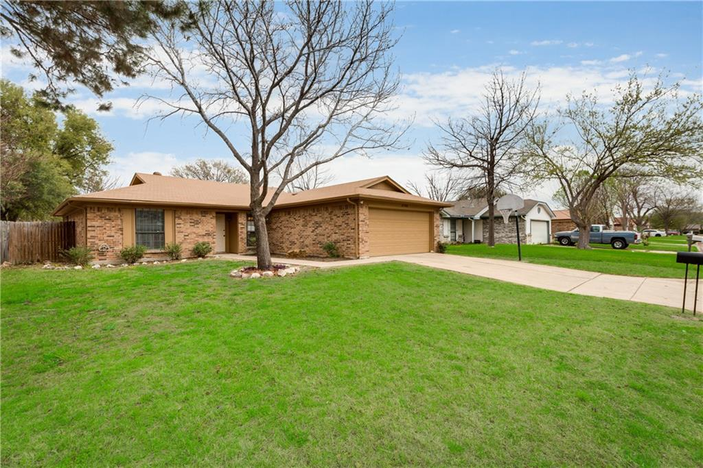 Sold Property | 3709 Greenstone Drive Fort Worth, Texas 76137 1
