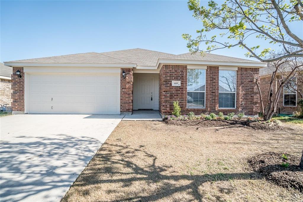 Sold Property | 1257 Barrel Run Fort Worth, Texas 76052 0