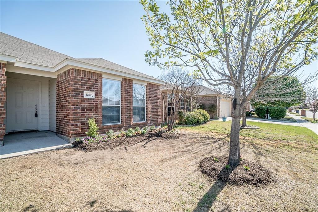 Sold Property | 1257 Barrel Run Fort Worth, Texas 76052 1