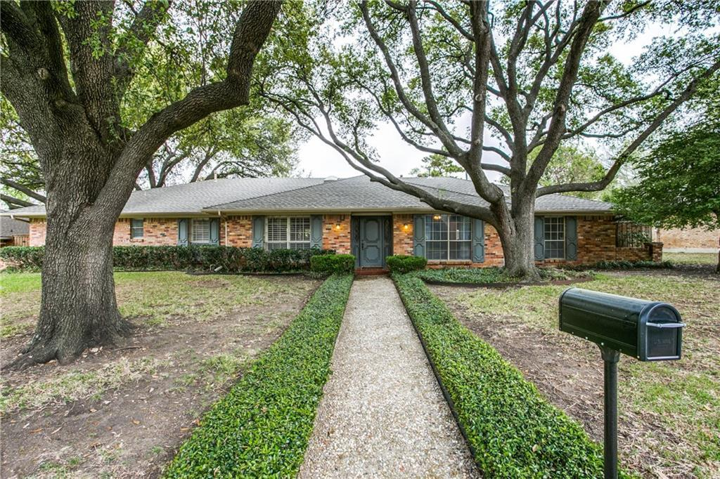 Sold Property   6919 Leameadow Drive Dallas, Texas 75248 1