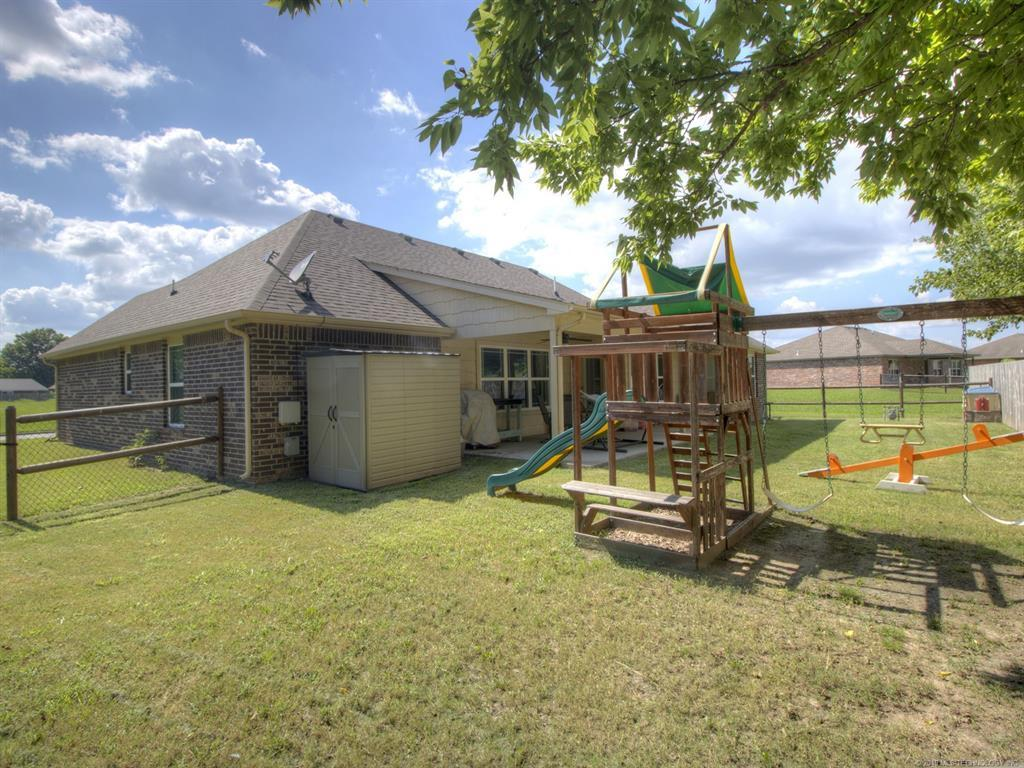 Active | 1513 S Oklahoma Street Pryor, OK 74361 32