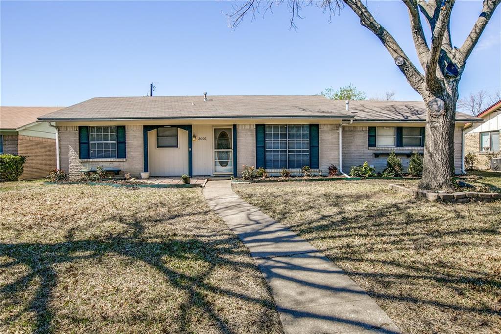 Sold Property | 3005 Lambert Drive Mesquite, Texas 75150 0
