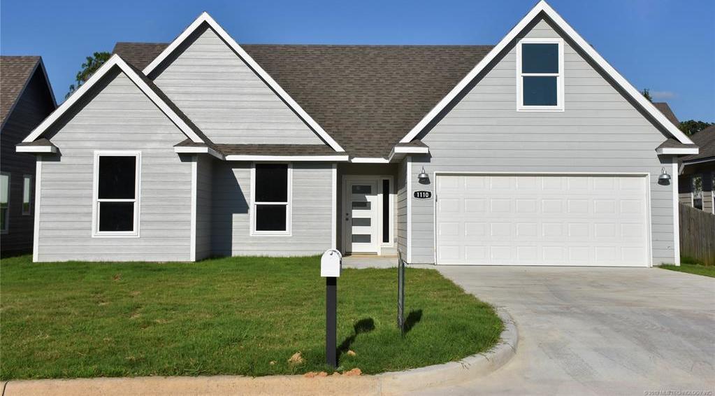 Off Market | 1110 Emily Lane Ada, Oklahoma 74820 0