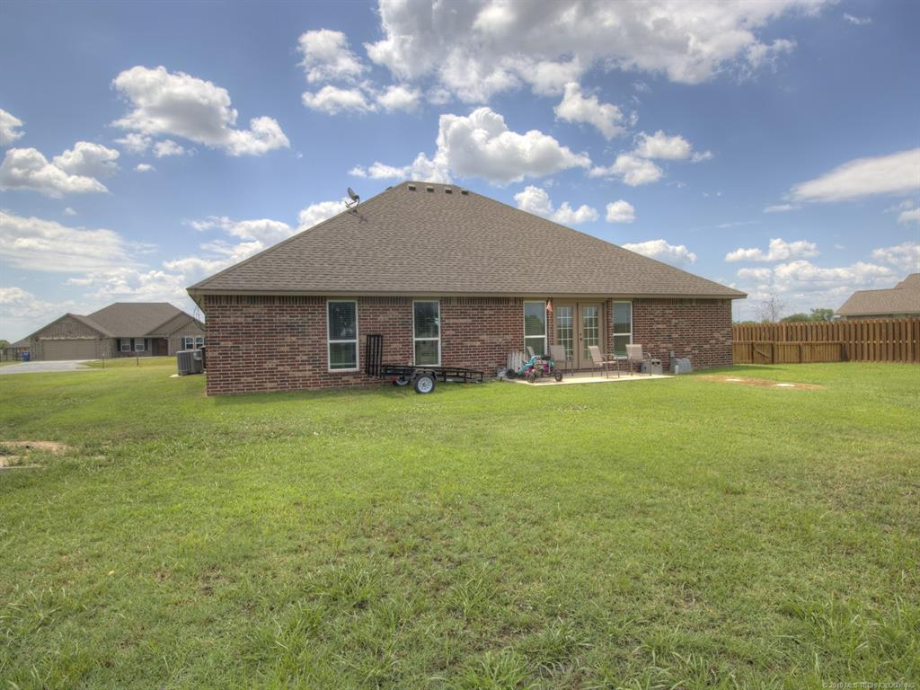 Off Market | 384 E 498 Circle Pryor, OK 74361 32