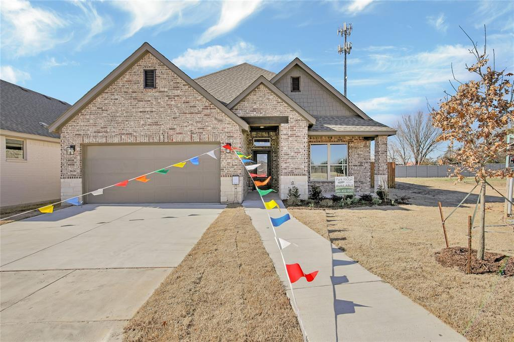 Sold Property | 421 Monarch Way Justin, TX 76247 1