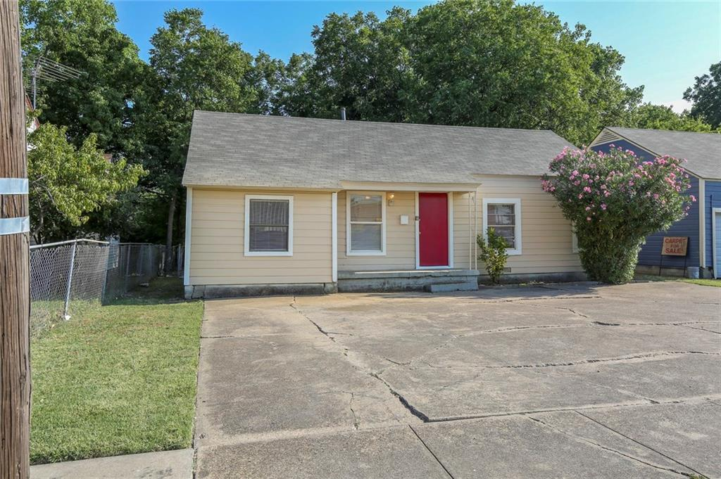 Sold Property | 1622 Small Street Grand Prairie, Texas 75050 2