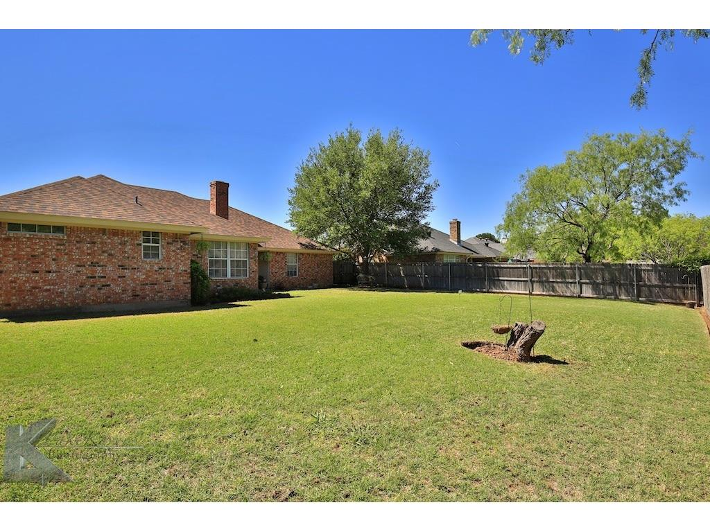 Sold Property | 2218 Rim Rock Road Abilene, Texas 79606 32